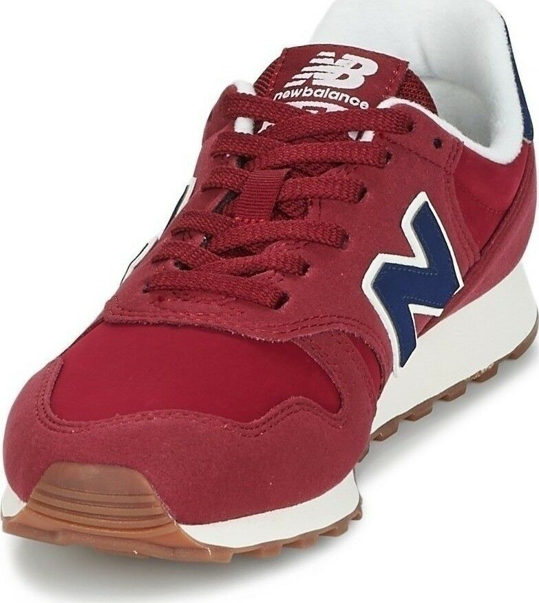 New Balance Men's Classic Trainer ML373RBS Dark Red Dark bluee - SZ 12 - NEW