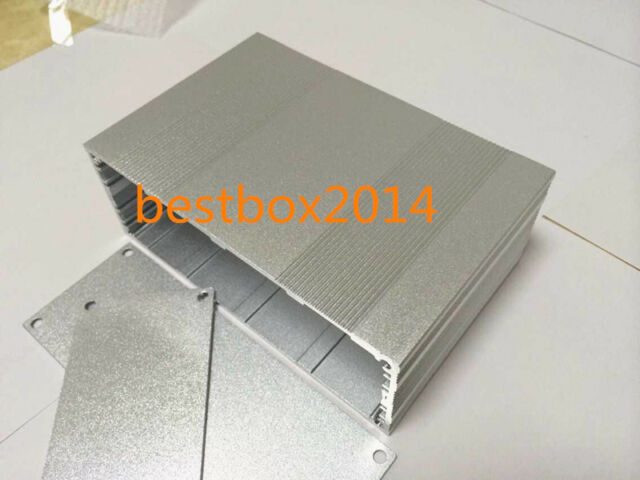 DIY Aluminum instrument Project Box enclosure Case Electronic _ Big 95x145x54mm