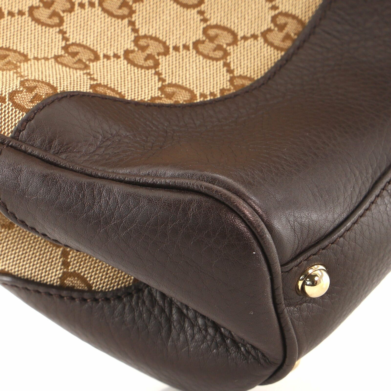 Gucci Diana Bamboo Top Handle Tote GG Canvas Small - image 8