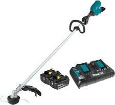 Makita DUR181Z 18 V cordless grass Line Trimmer avec 1x 5.0 Ah Batterie Pack