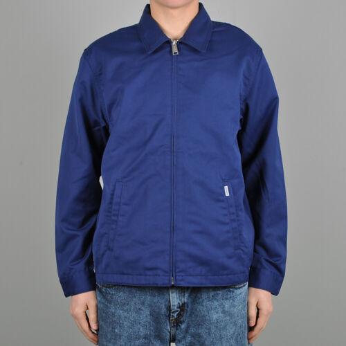 Carhartt Wip Modular Jacket in Metro Blue Coat Navy Denison Twill Summer