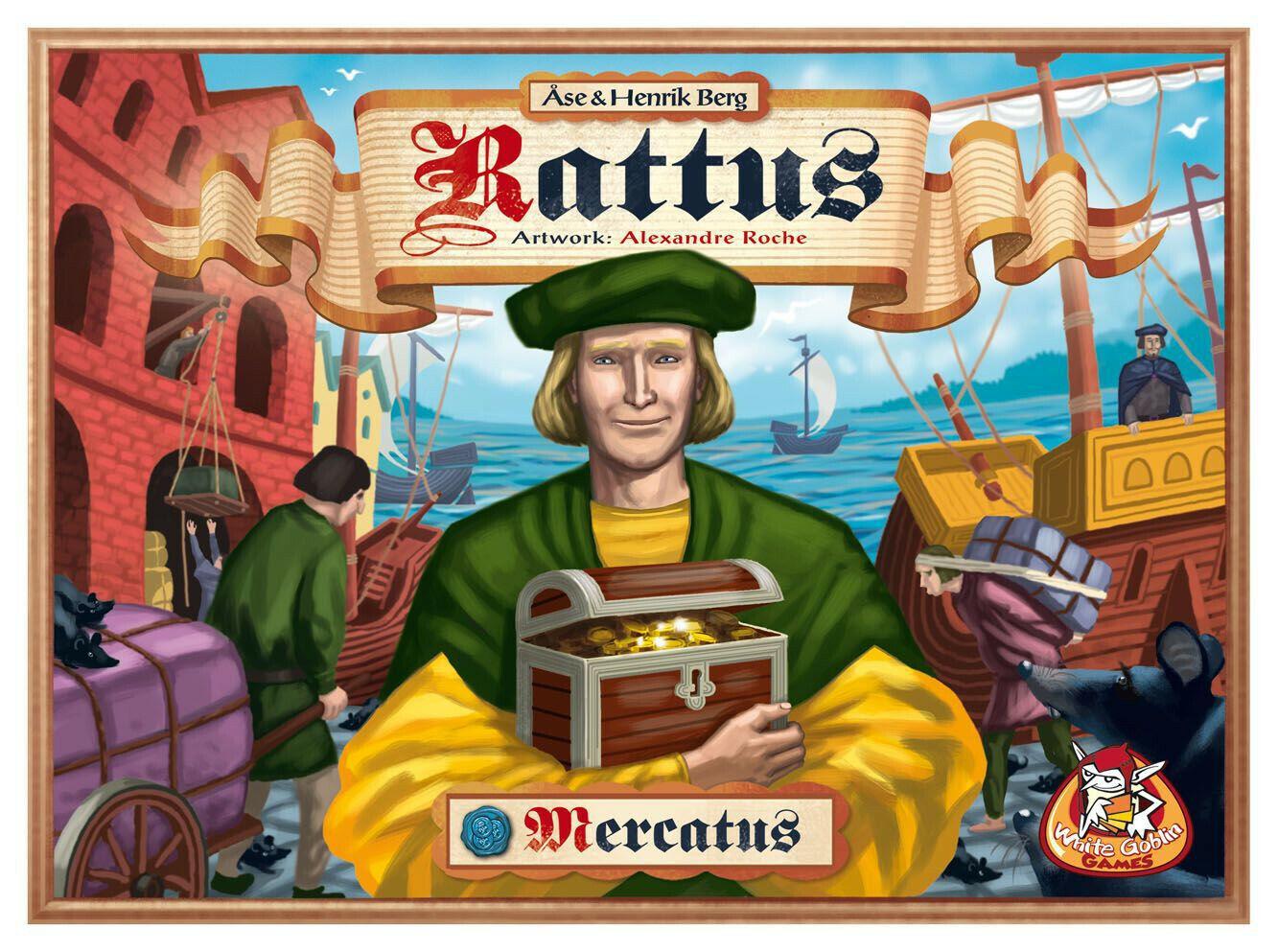 Rattus Mercatus  - BRAND NEW