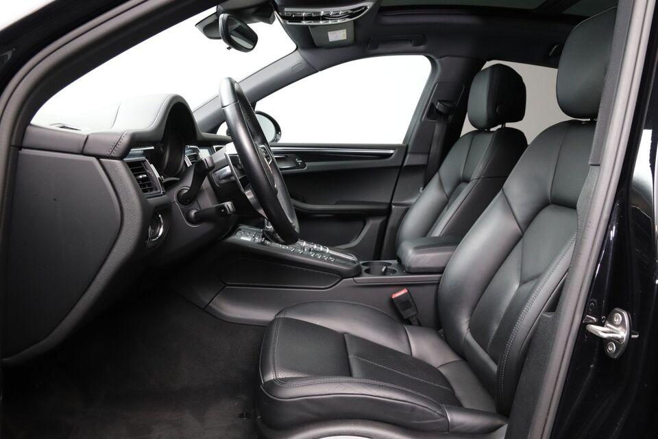 Porsche Macan S 3,0 PDK Benzin 4x4 4x4 aut. Automatgear