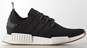 Image is loading Adidas-NMD-R1-PK-Gum-Pack-Core-Black-