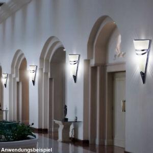 Set di due PARETE LAMPADE ANTICO DESIGN ruggine colori sala da ...