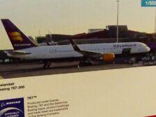 Herpa Wings 1:500 533102 Herpa Wings Icelandair boeing 767-300 TF /_ ISP eldgjà