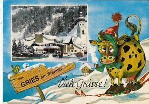 Gries am Brenner, Tirol gl1983 G5030