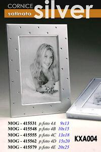 PORTA-FOTO-CORNICE-SILVER-9-13-CM-DECORO-ONDE-BOMBONIERA-MOG-444128