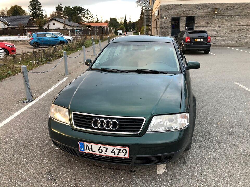 Audi A6, 2,4 V6 Tiptr., Benzin