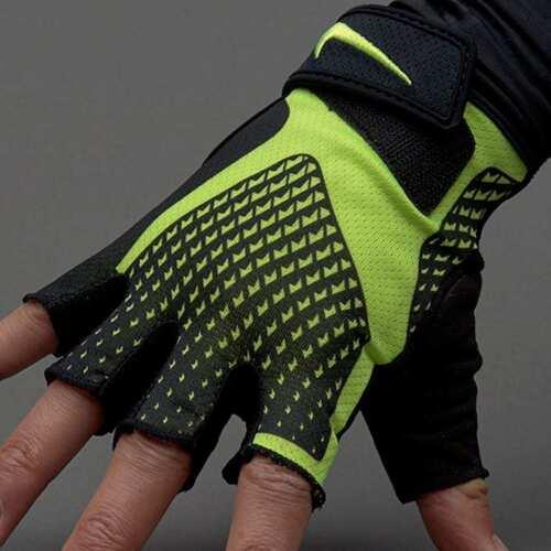 Nike Homme Core Lock 2.0 Sports Haltérophilie Gants d/'entraînement Volt Citron Vert /& Noir