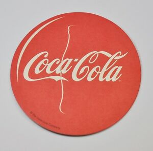 Coca-Cola-Coke-Beer-Coasters-Coaster-USA-2005-Motif-Logo-With-Line