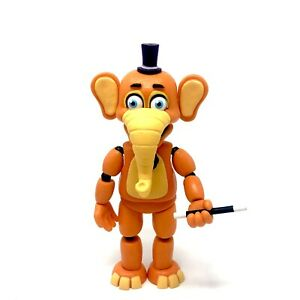 Funko Articulated Action Figure Five Nights at Freddys Orville Elephant w/ Wand