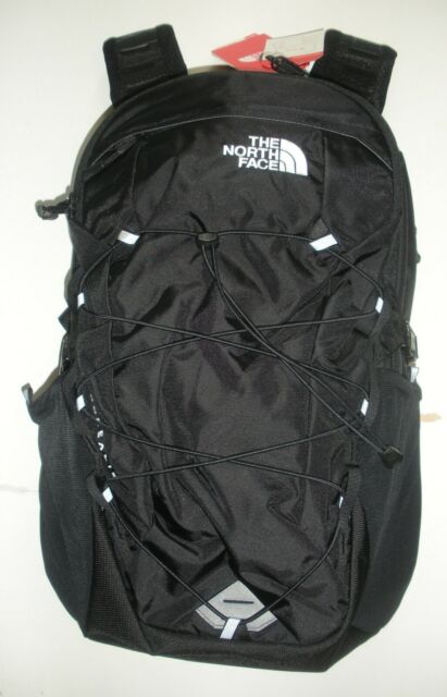 54f61d04d THE NORTH FACE WOMENS BOREALIS BACKPACK- DAYPACK- ALKV4- TNF BLACK