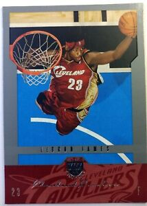 2004-04-05-Fleer-Skybox-Limited-Edition-LeBron-James-19-2nd-Year-Cavs