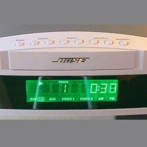 Bose Av 321 Series I Media Center Home Theater Dvd Player