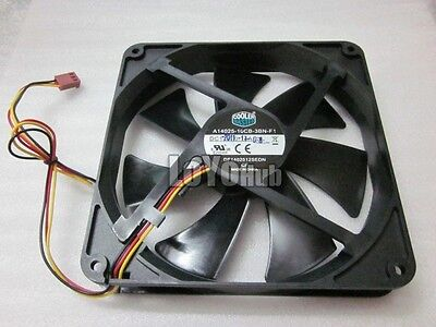 CoolerMaster A9225-22RB-3AN-C1 TCM9225-12RF CPU fan Rifle 92mm 12V 0.25A 3-Pin