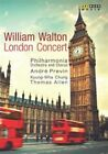 William Walton London Concert 0807280911091 With Philharmonia Orchest DVD