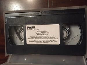 PBS Video The Eddie Files with Kay Tolliver Math Teachers VHS Volume - Fort Collins, Colorado, United States - PBS Video The Eddie Files with Kay Tolliver Math Teachers VHS Volume - Fort Collins, Colorado, United States