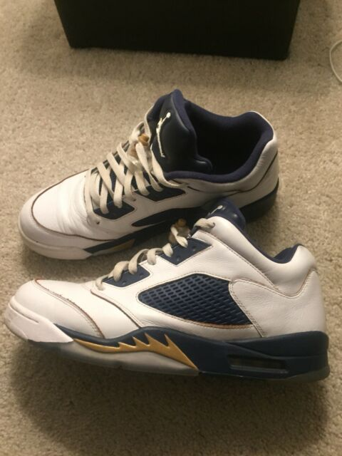 new concept 931d2 e580a Nike Air Jordan 5 Low Dunk From Above Size 12