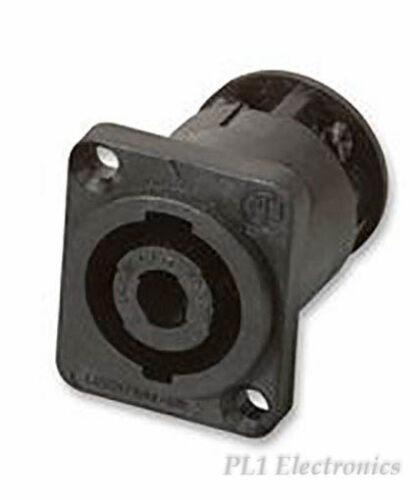 4WAY fil Neutrik nl4mp-st socket vis
