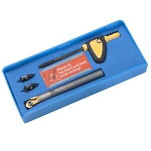 Nine9-99619-X060-DB90-02K-32-Set-Mini-Chaflanes-90-Arbol-6mm-Insert-NC2032