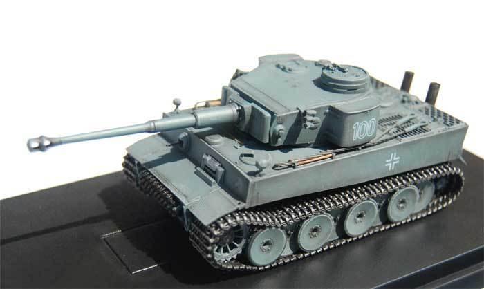 DRAGON ARMOR 1 72 Tiger I Initial Production s.Pz.Abt.502  100, Leningrad 1942