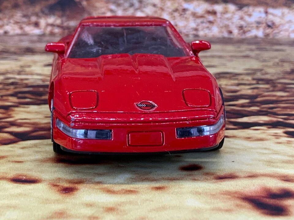 Modelbil, Speedy Power Chevrolet Corvette, skala 1:32
