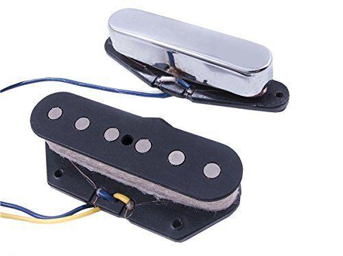 Genuine Fender Deluxe Drive Tele//Telecaster Guitar Pickups Set 099-2223-000