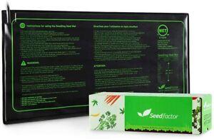 MET Seedfactor Seedling Heat Mat Hydroponic Heating Pad Home Garden Seed Starter