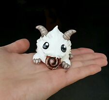 League of Legends cute kawaii poro figure LOL sculpture toy collection us seller