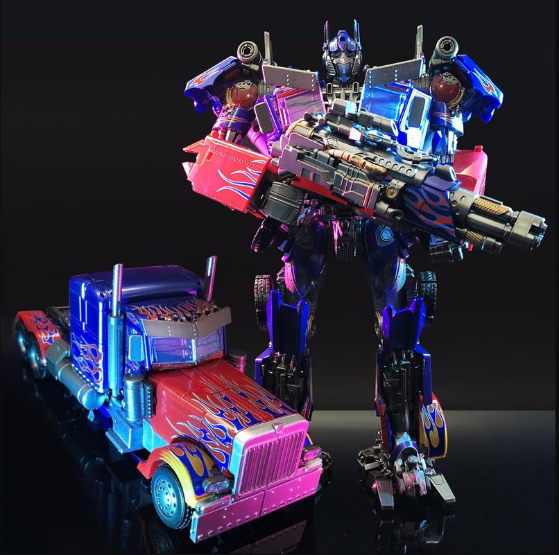 Transformers MPM04 Zoom tuttioy Abs LS03F Optimus Auto Auto giocattolo