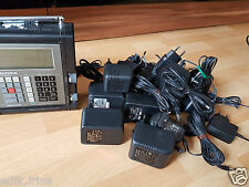 Netzteil für GRUNDIG SATELLIT 700 / 500 Radio Trafo Netzadapter Adapter 9-12V