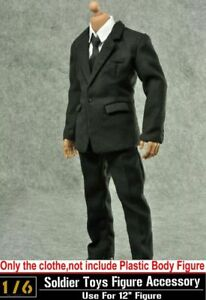 African Narrow Shoulders 1:6 Action Figure Body ZyToys ZY-B004