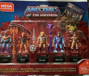 Mega-Construx-Heroes-Battle-of-Eternia-Collection