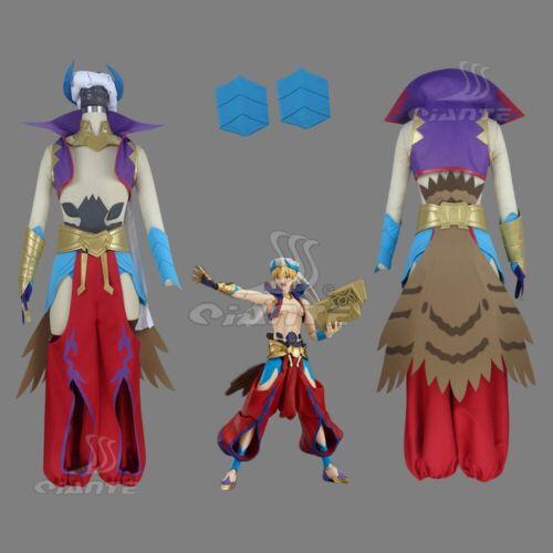 Fate//Grand Order Absolute Demonic Front Babylonia Gilgamesh Cosplay Costume Men