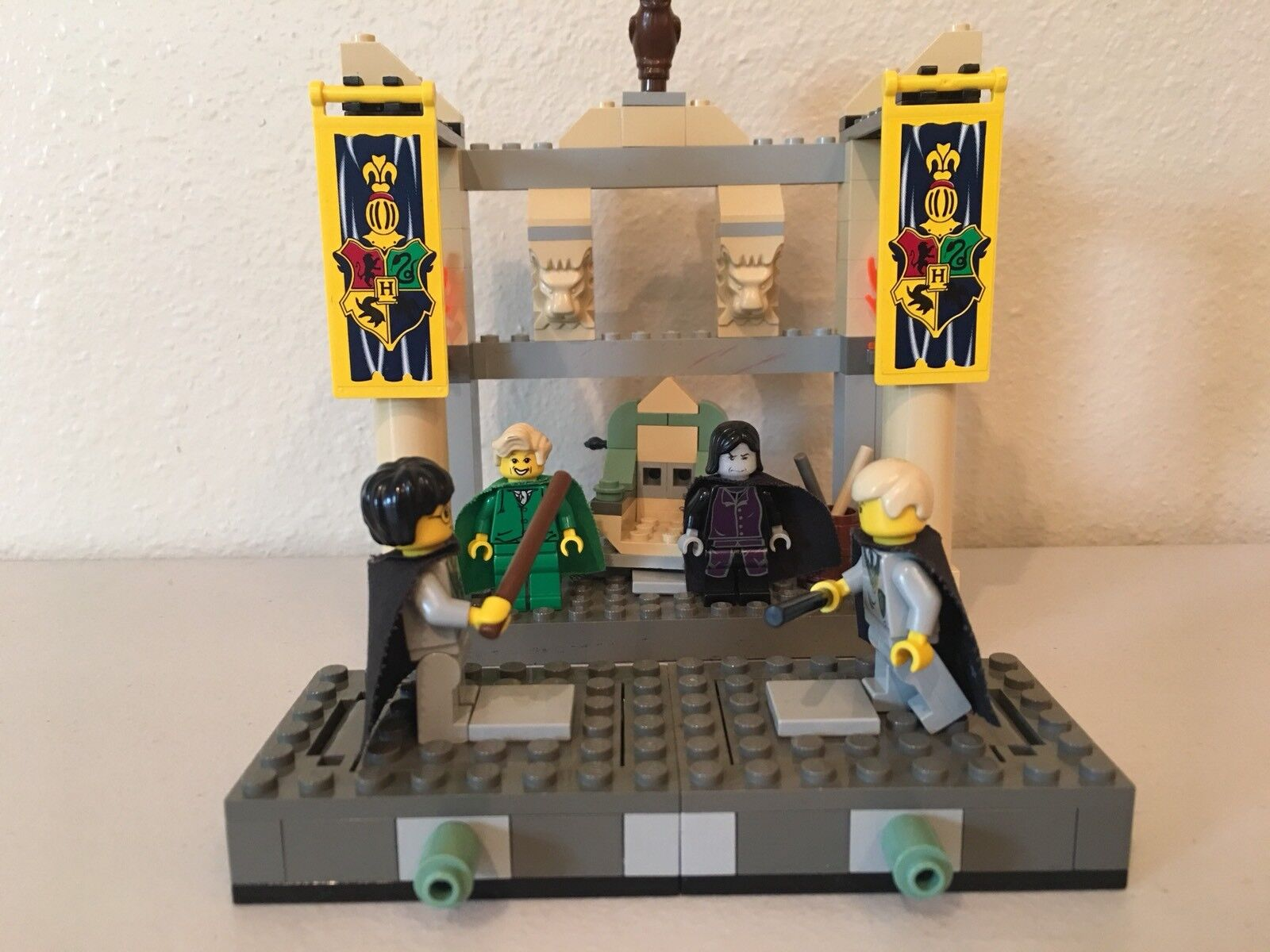 LEGO Harry Harry Harry Potter The Dueling Club (4733) 87bebf