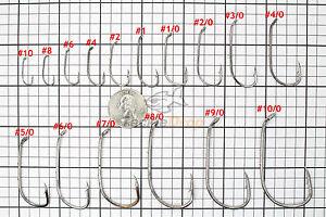 100x-Baitholder-Fishing-Hooks-Offset-Strong-Inward-Circle-Eye-Sharpened-Jig-USA