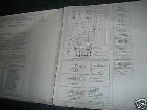 1981 FORD COURIER WIRING DIAGRAM MANUAL SET OEM | eBay