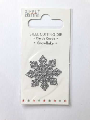 Simply Creative SNOWFLAKE DIE 056 3.8cm x 3.8cm