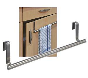 Handtuch Aufhängen Halter Organizer Badezimmer Küchen Schrank Hänger EG /_ HK