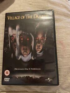 John Carpenter's Village of the Damned [DVD] (1995) [2003] - Christopher Reeve
