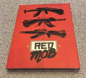 Red-Mob-BLU-RAY-DVD-con-fuera-de-produccion-Slipcover-vinagre-sindrome-de-Edicion-Limitada-Nuevo
