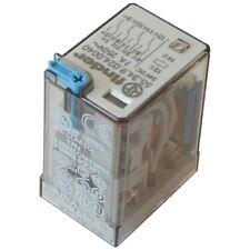 Finder 55.34.9.024.0040 Industrie-Relais 24V DC 4xUM 7A 250V AC Relay 855801