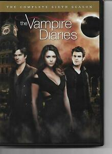 The-Vampire-Diaries-DVD-The-Complete-Sixth-Season-Supernatural-Thriller-Horr