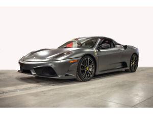 2009 Ferrari F430 SPIDER 16M 430 SCUDERIA RARE VEHICLE LEASING