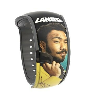 Disney World Star Wars Lando Solo Magicband 2 Magic Band 2.0 Parks LR