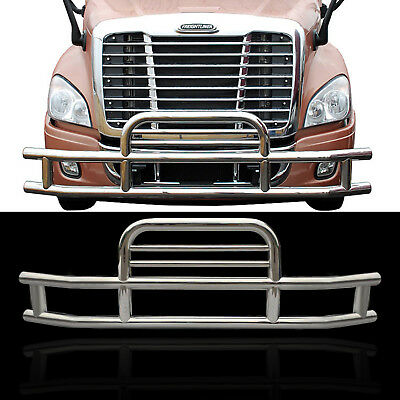 FOR 08-17 Freightliner Cascadia 113/125 Semi Truck Front Grill Bumper Deer  Guard | eBay