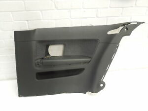 Audi-A3-8P-3-Door-OS-Right-Black-Rear-Quarter-Panel-Trim
