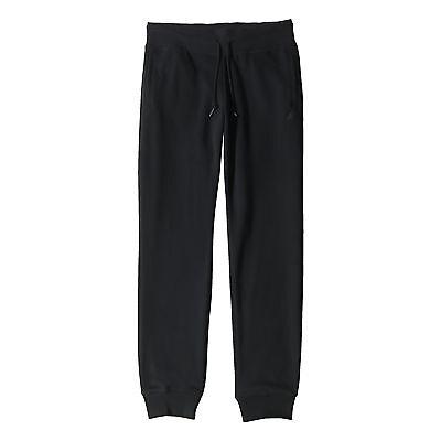 ADIDAS Damen Trainingshose Ess Cuffed Pants Sporthose Gymnastikhose Fitnesshose | eBay