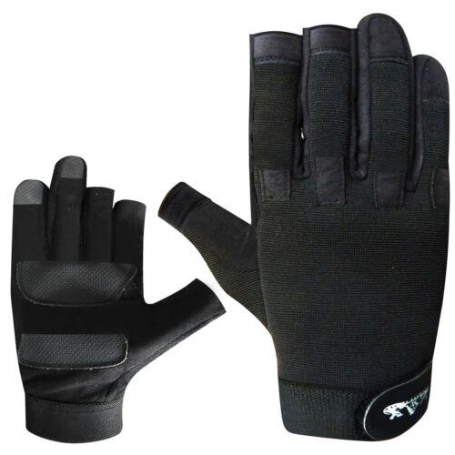 Mechanics Gloves Work Safety Tradesman Worker Gloves MULTI  STYLES